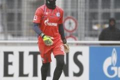 Testspiel FC Schalke 04 -  Preußen Münster 18.01.2020 Foto: S. Sanders  Alexander Nübel