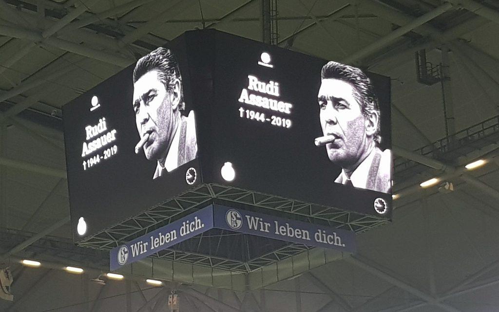 Rudi Assauer Ein Letzter Königsblauer Liebesbrief An Den