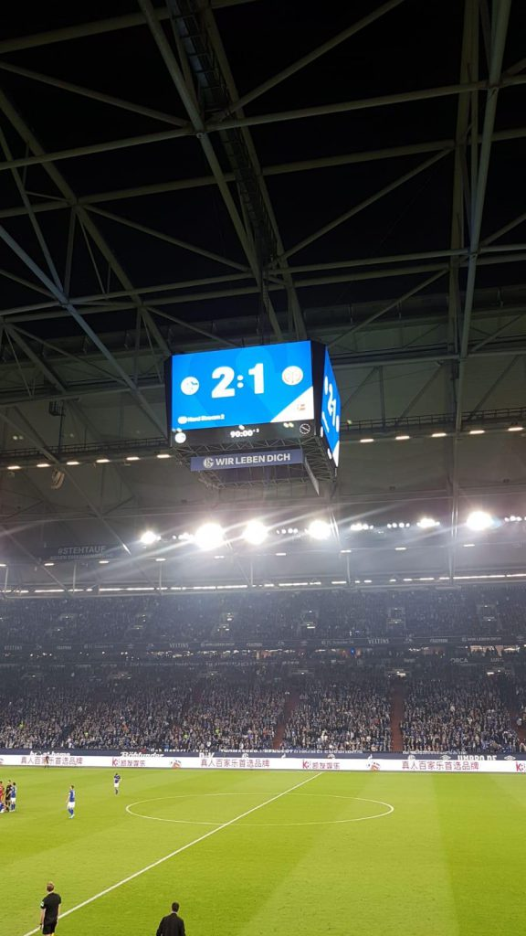 Heimsieg gegen Mainz 05!