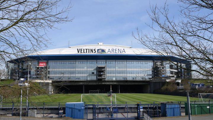 Die Veltins-Arena auf Schalke. Foto: Imago