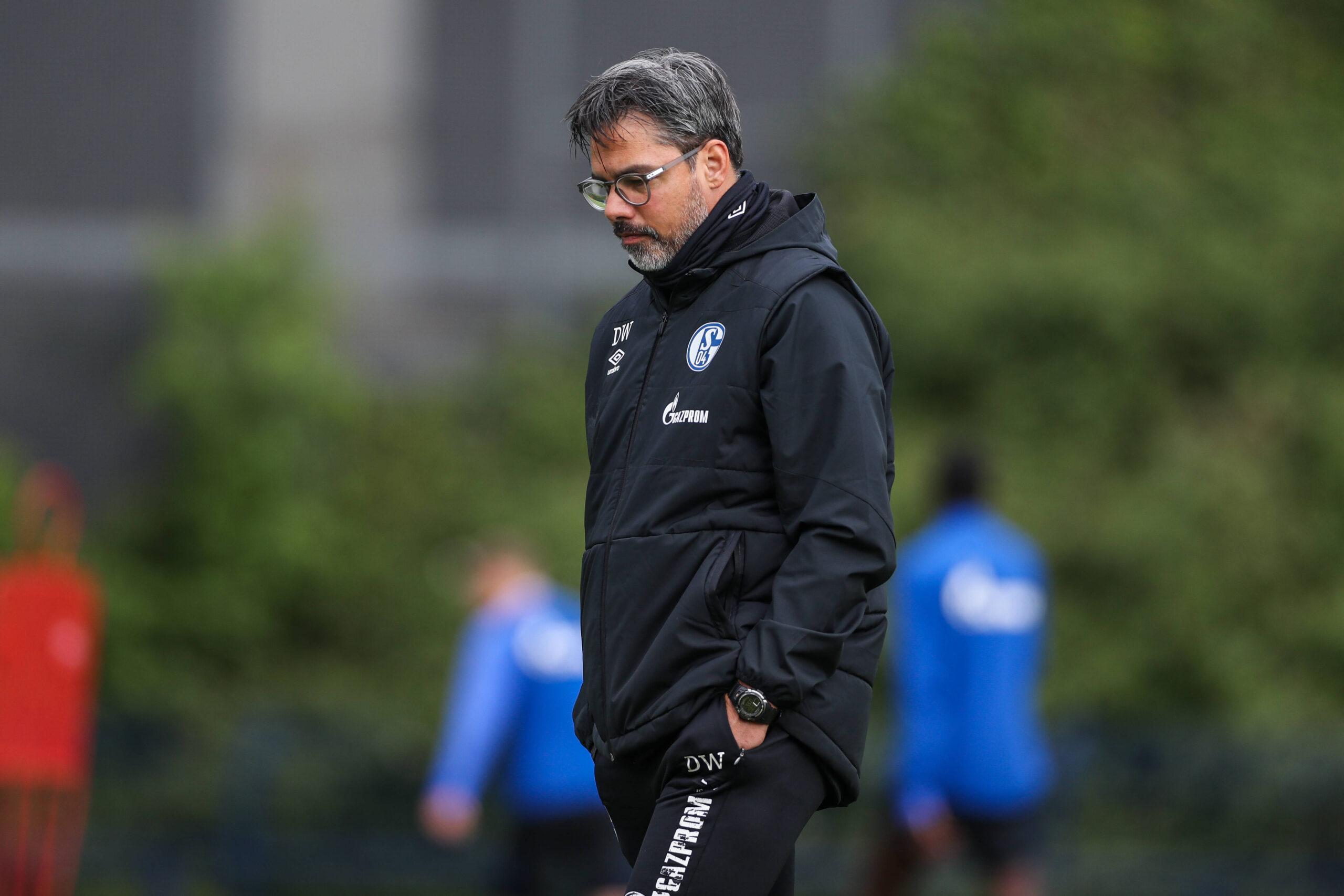David Wagner spielt mit Schalke eine eher schlechte Rückrunde. Foto: Imago